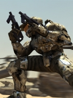 Master Chief Dual Wield