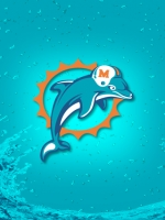 Miami Dolphins Water