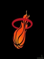 Miami Heat Black