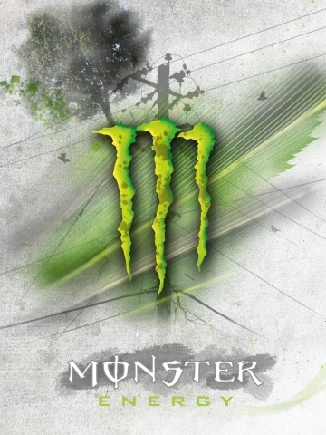 Monster Energy Background Wallpaper