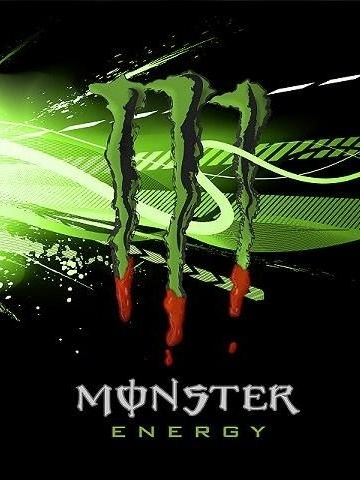 Monster Energy Drink Logo Wallpaper