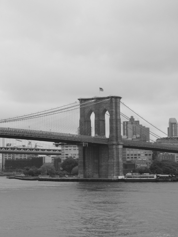 New York Bridge Wallpaper