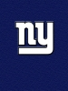 New York Giants Blue