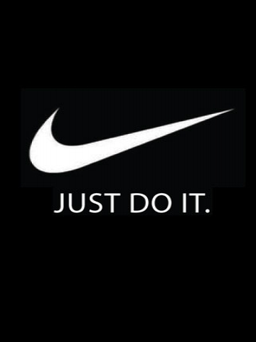 Nike Just Do It Wallpaper | iPhone | Blackberry