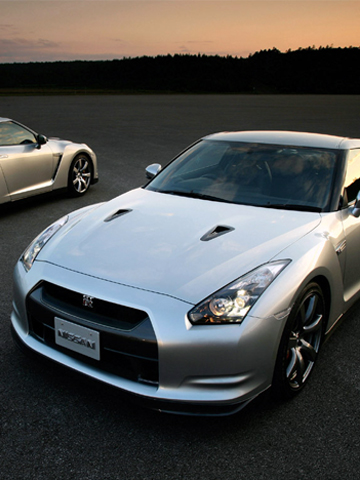 Nissan Skyline r35 2 Wallpaper