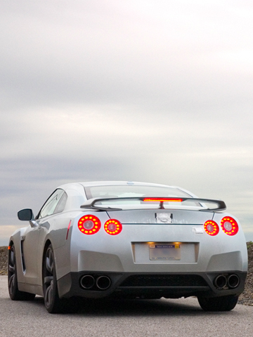 Nissan Skyline R35 Wallpaper Iphone Blackberry