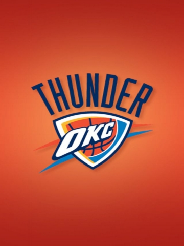 Oaklahoma City Thunder Wallpaper