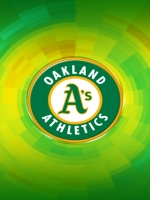 Oakland As Logo
