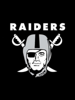 Oakland Raiders Black