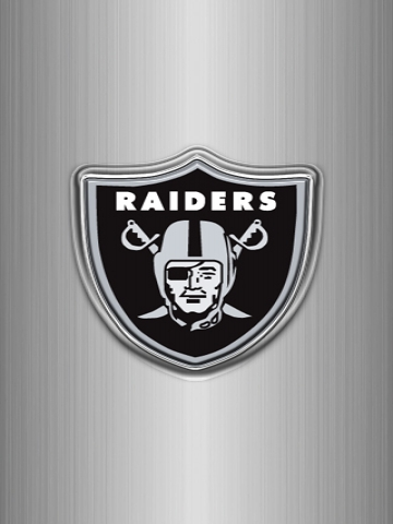 Oakland Raiders Logo Wallpaper