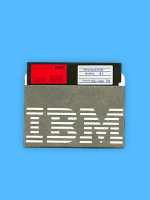 Old IBM Floppy Disc