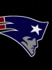 Patriots logo Black