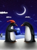Penguins with Drink