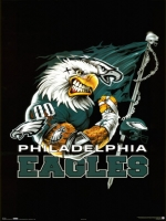Philadelphia Eagles Bird
