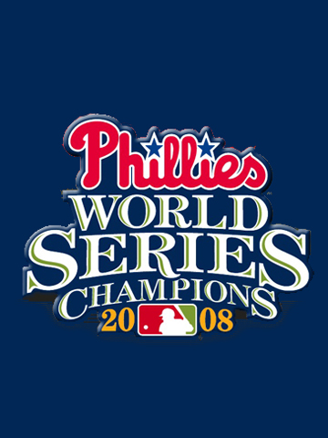 Philadelphia Phillies World Series Wallpaper