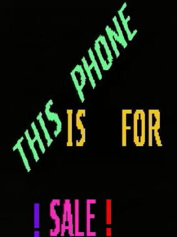 Phone for Sale Wallpaper