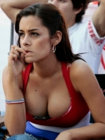 Phone in Boobs