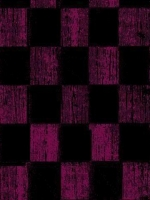 Pink and Black Checkered