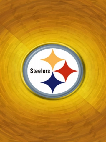 Pittsburgh Steelers Yellow Wallpaper