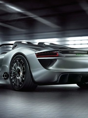 porsche 918 spyder wallpaper iphone blackberry. Black Bedroom Furniture Sets. Home Design Ideas