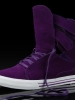 Purple High Tops