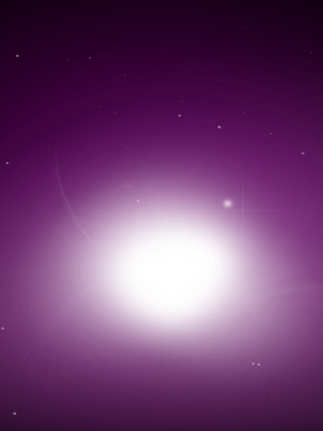 Purple-with-Light-Burst