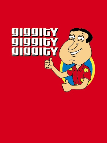 Not alright   Quagmire Family Guy Alright