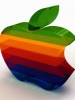Rainbow Mac Apple
