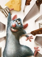 Ratatouille Knives