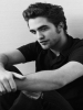 Robert Pattinson Posing