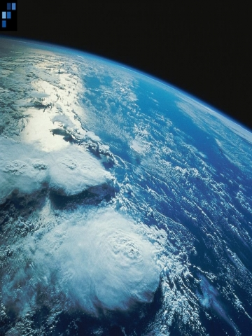 Satellite Earth Wallpaper