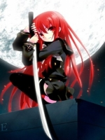 Shakugan No Shana Sword
