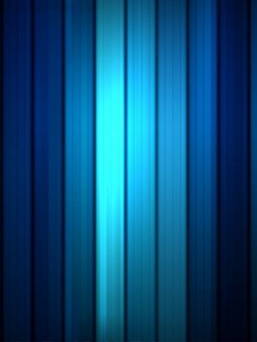 Simple Blue Lines Wallpaper