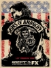 Sons of Anarchy Flag