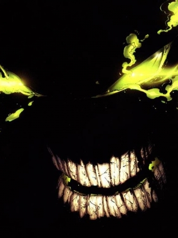 Spawn Face Wallpaper