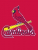 St. Louis Cardinals Red