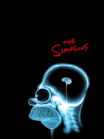 The Simpsons Brain Wallpaper Iphone Blackberry