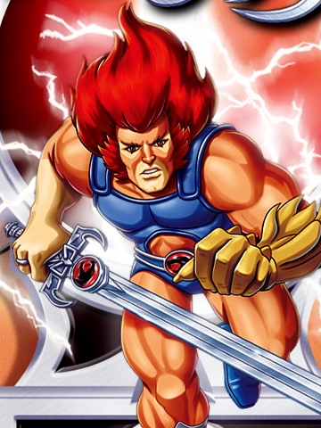Thunder  Pics on Thundercats Liono Wallpaper   Iphone   Blackberry