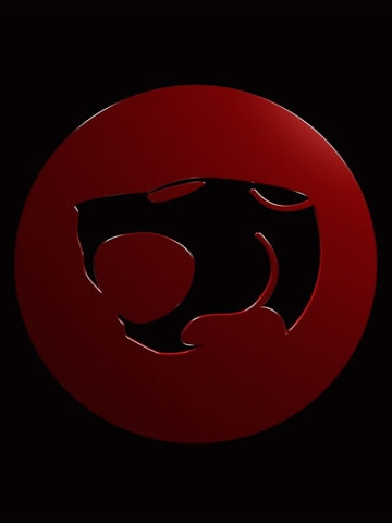 Thunder  Logo on Thundercats Logo Wallpaper   Iphone   Blackberry