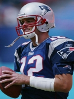 Tom Brady Uniform
