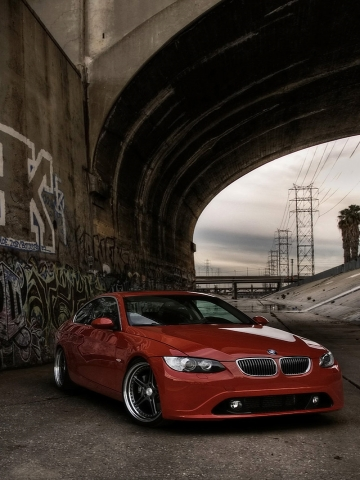 Urban BMW Wallpaper