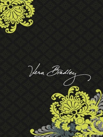 Vera Bradley Fabric Wallpaper
