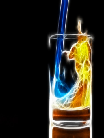 Water to Fire Wallpaper