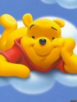 Winnie the Pooh on Clouds