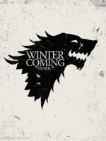 Winter is Coming Stark Wolf