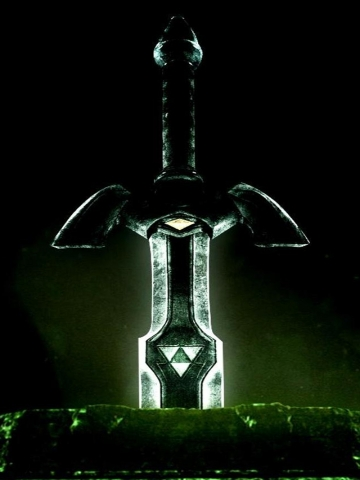Zelda Sword Wallpaper