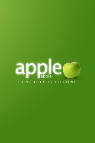 Apple Think Different Wallpaper