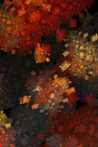 Autum Painting Wallpaper