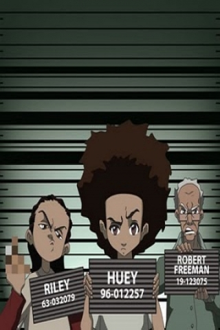 iphone Boondocks