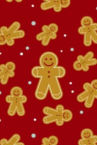 Gingerbread Cookie Wallpaper on modern house designs pictures